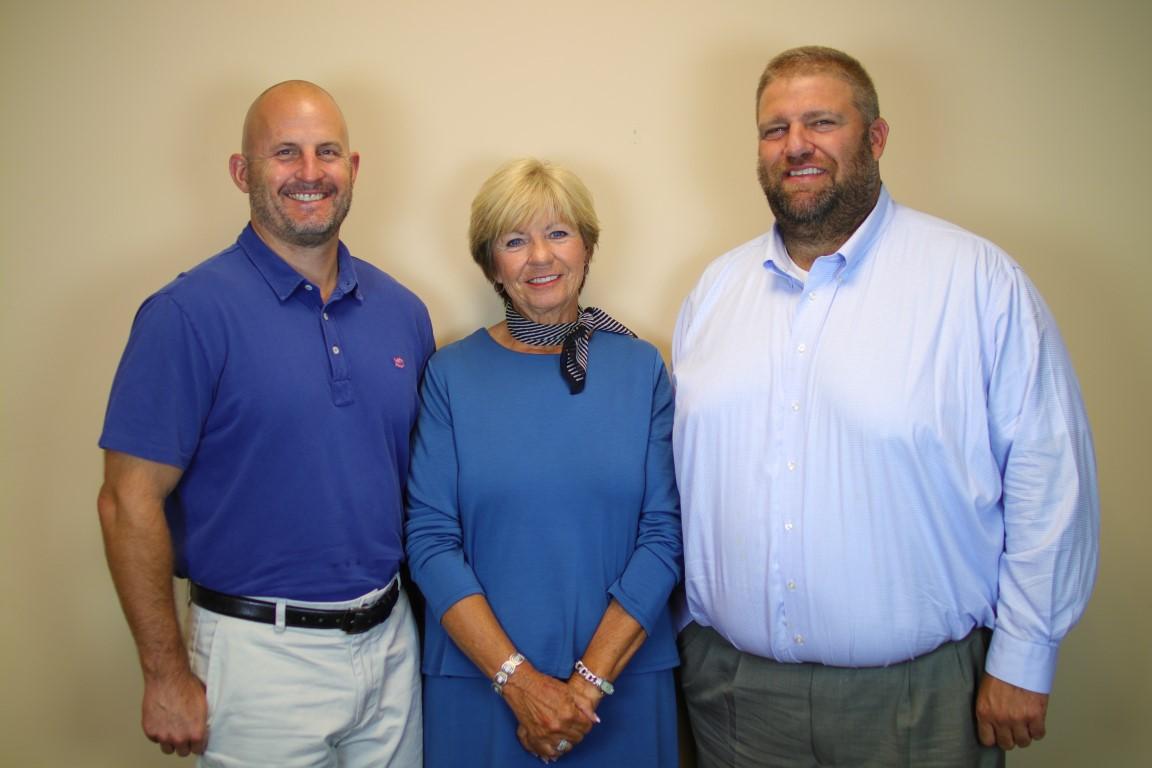 Eddy, Carol, and John